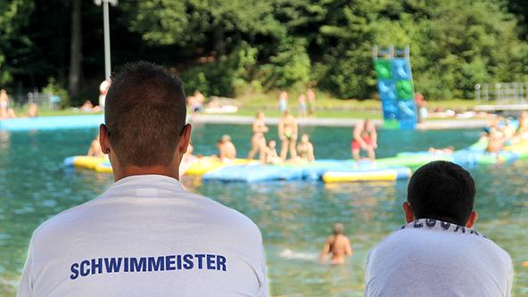 Schwimmmeister