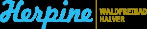 Waldfreibad Herpine in Halver Logo